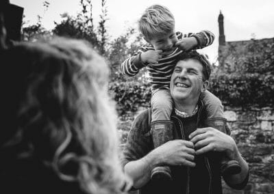 Fun Family Photography in Northamptonshire