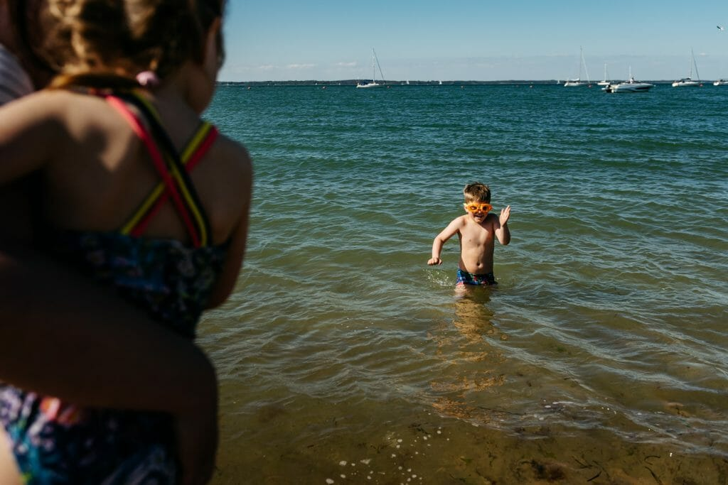 Family Photographer for beach days out