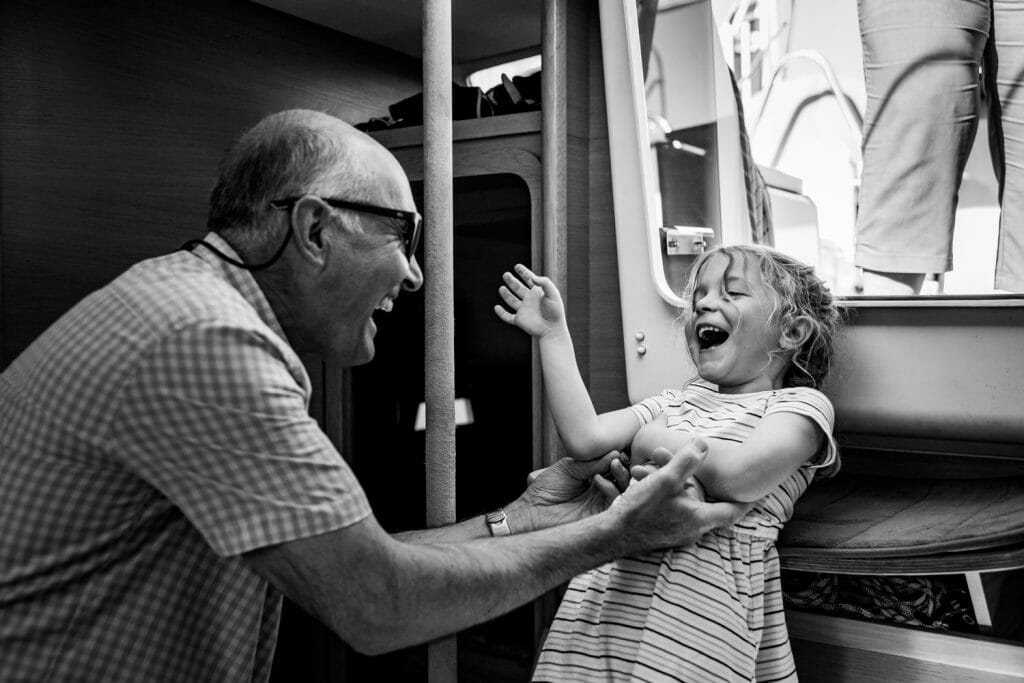 Documentary Family Photographer for Uk Family Holidays