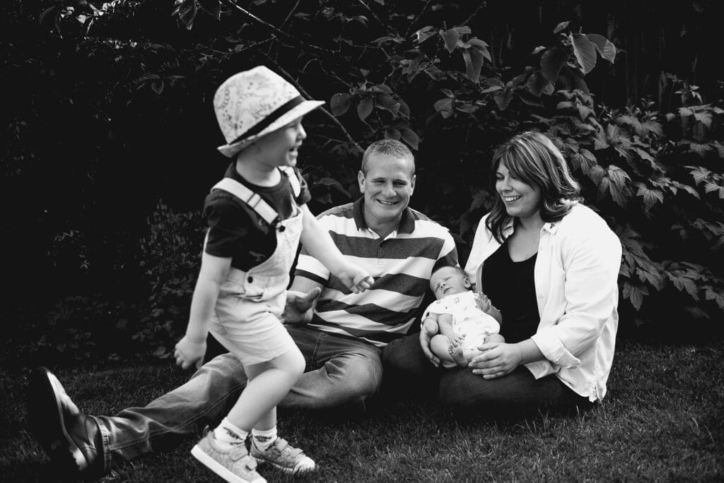 Northamptonshire Documentary Family Photographer