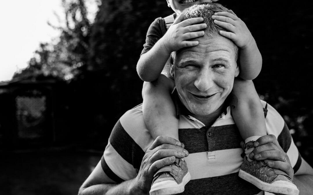 NORTHAMPTONSHIRE FAMILY PHOTOGRAPHY | KERRY, JON, CHARLIE & TOMMY